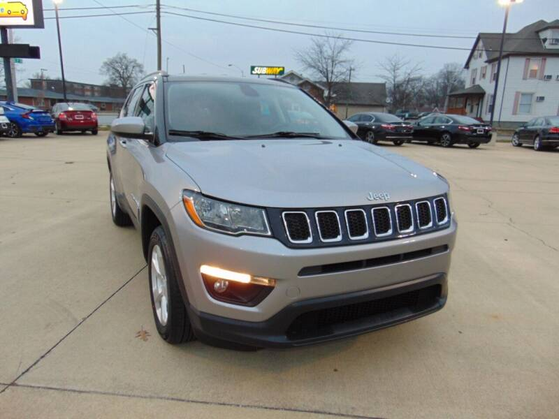 2018 Jeep Compass for sale at Auto House Superstore in Terre Haute IN
