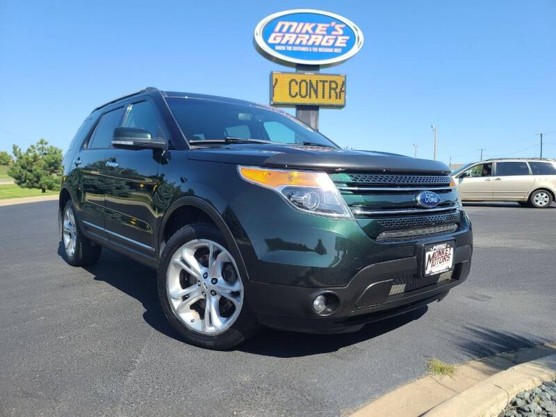 2013 Ford Explorer for sale at Monkey Motors in Faribault MN