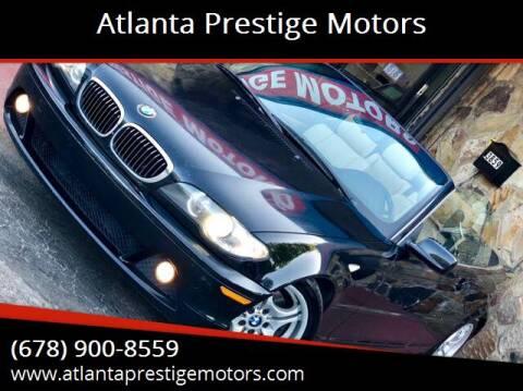 2006 BMW 3 Series for sale at Atlanta Prestige Motors in Decatur GA