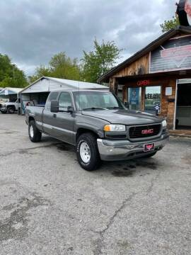 1999 GMC Sierra 1500 for sale at LEE AUTO SALES in McAlester OK