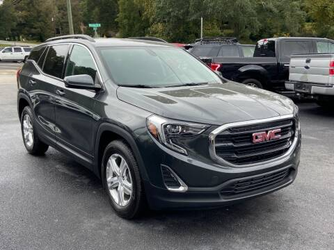 2018 GMC Terrain for sale at Luxury Auto Innovations in Flowery Branch GA