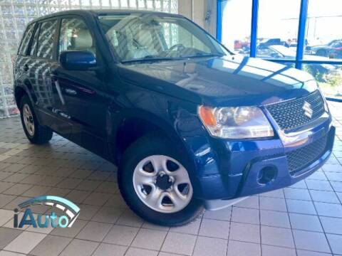 2011 Suzuki Grand Vitara for sale at iAuto in Cincinnati OH