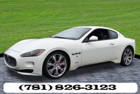 2012 Maserati GranTurismo for sale at AUTO ETC. in Hanover MA