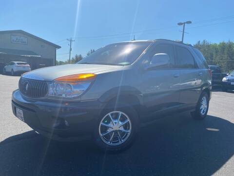 2003 Buick Rendezvous for sale at Lakes Area Auto Solutions in Baxter MN