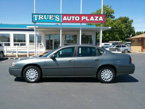 2004 Chevrolet Impala for sale at True's Auto Plaza in Union Gap WA