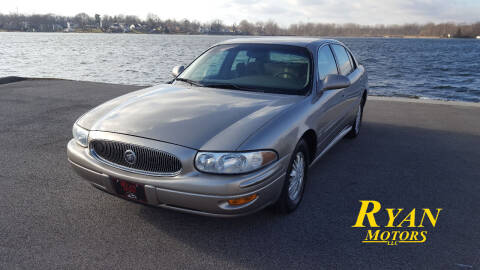 2002 Buick LeSabre for sale at Ryan Motors LLC in Warsaw IN