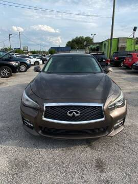 2015 Infiniti Q50 for sale at Marvin Motors in Kissimmee FL