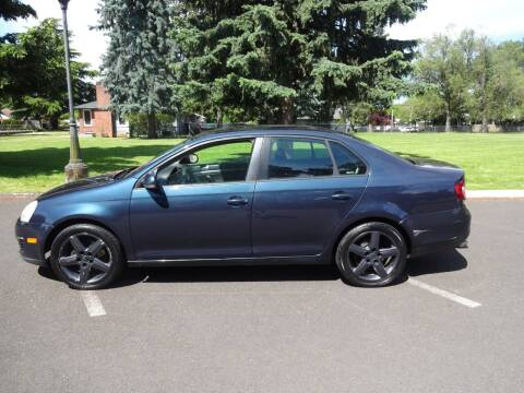 2009 Volkswagen Jetta for sale at TONY'S AUTO WORLD in Portland OR