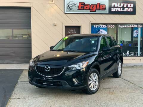 2014 Mazda CX-5 for sale at Eagle Auto Sales LLC in Holbrook MA