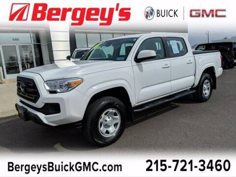 2018 Toyota Tacoma for sale at Bergey's Buick GMC in Souderton PA