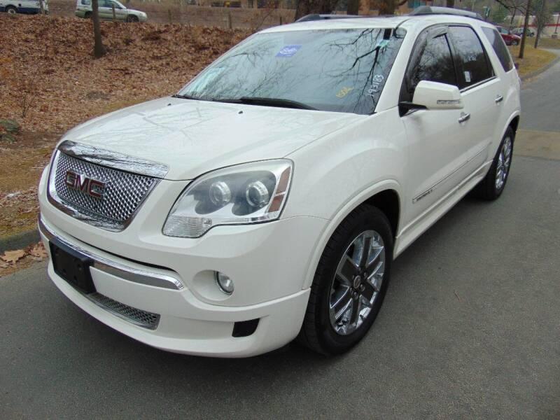 2011 GMC Acadia for sale at LA Motors in Waterbury CT
