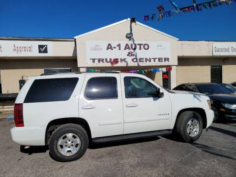 2007 Chevrolet Tahoe for sale at A-1 AUTO AND TRUCK CENTER in Memphis TN