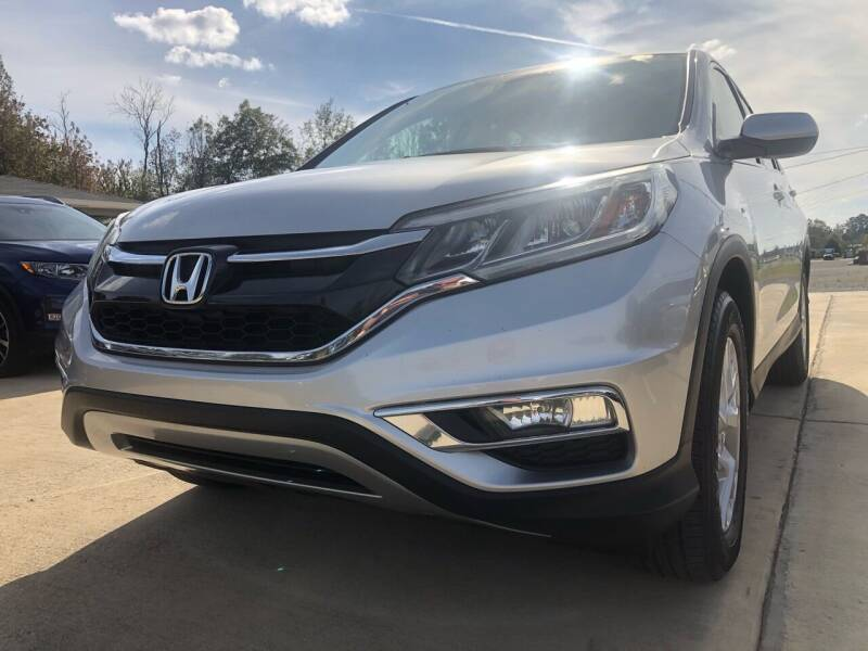 2016 Honda CR-V for sale at A&C Auto Sales in Moody AL
