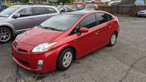 2010 Toyota Prius for sale at Kidron Kars INC in Orrville OH