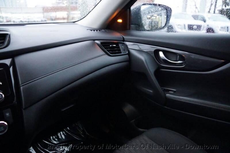 2017 Nissan Rogue AWD SL Hybrid - Nashville TN