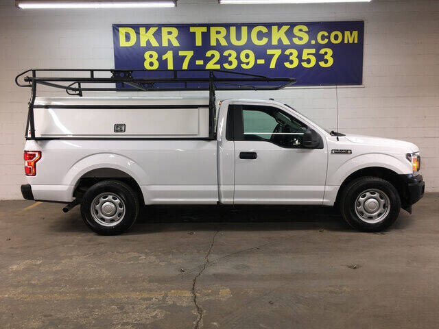 2018 Ford F-150 for sale at DKR Trucks in Arlington TX