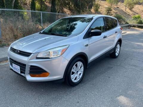 2014 Ford Escape for sale at ZaZa Motors in San Leandro CA