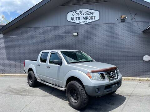 2012 Nissan Frontier for sale at Collection Auto Import in Charlotte NC