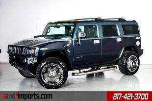 2008 HUMMER H2 for sale at A & L IMPORTS INC in Colleyville TX