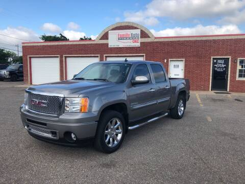 2012 GMC Sierra 1500 for sale at Family Auto Finance OKC LLC in Oklahoma City OK