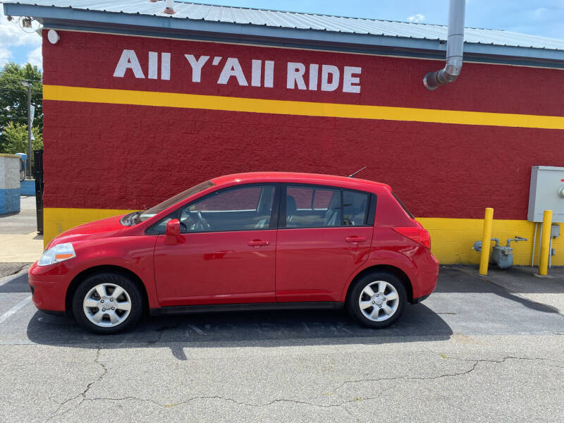 2012 Nissan Versa for sale at Big Daddy's Auto in Winston-Salem NC