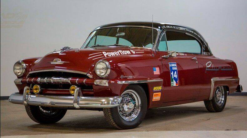 1953 Plymouth Belvedere for sale in Dayton, OH