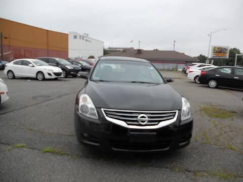 2012 Nissan Altima for sale at LYNN MOTOR SALES in Lynn MA