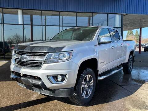 2017 Chevrolet Colorado for sale at South Commercial Auto Sales in Salem OR