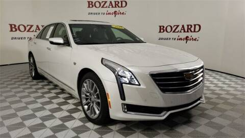 2018 Cadillac CT6 for sale at BOZARD FORD in Saint Augustine FL