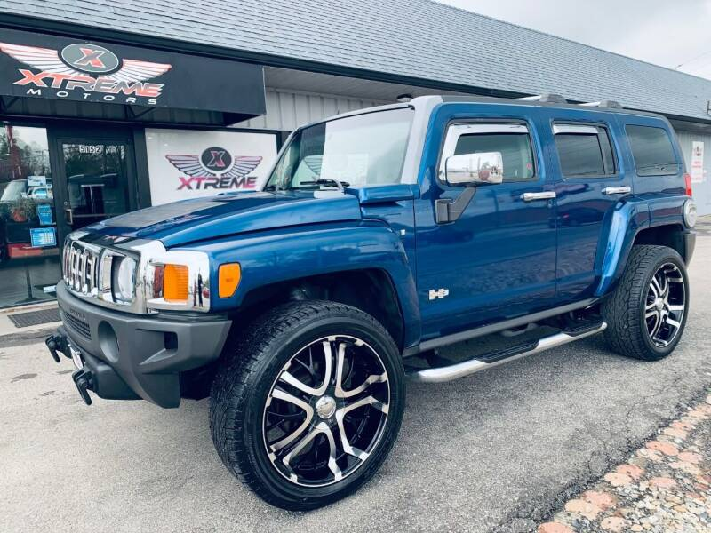 2006 HUMMER H3 for sale at Xtreme Motors Inc. in Indianapolis IN