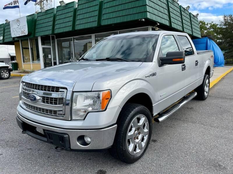 2013 Ford F-150 for sale at Southeast Auto Inc in Baton Rouge LA