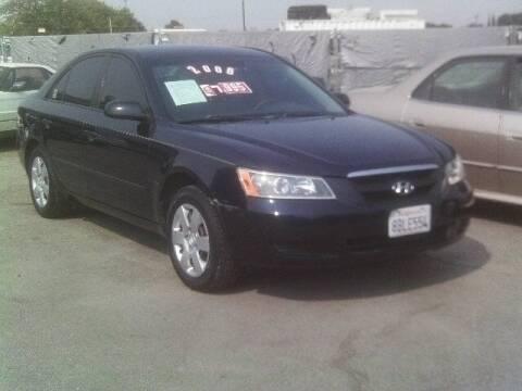 2006 Hyundai Sonata for sale at Valley Auto Sales & Advanced Equipment in Stockton CA