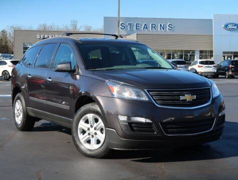 2013 Chevrolet Traverse for sale at Stearns Ford in Burlington NC