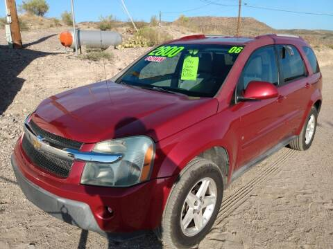 2006 Chevrolet Equinox for sale at Hilltop Motors in Globe AZ