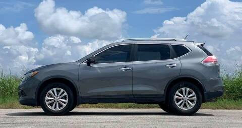 2015 Nissan Rogue for sale at Palmer Auto Sales in Rosenberg TX