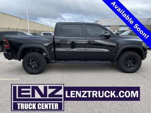 2021 RAM Ram Pickup 1500 for sale at LENZ TRUCK CENTER in Fond Du Lac WI