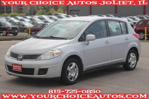 2009 Nissan Versa for sale at Your Choice Autos - Joliet in Joliet IL