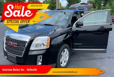 2015 GMC Terrain for sale at American Motors Inc. - Belleville in Belleville IL
