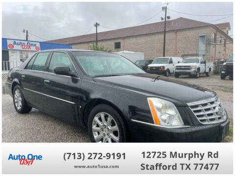 2009 Cadillac DTS for sale at Auto One USA in Stafford TX