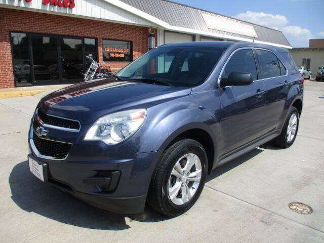 2014 Chevrolet Equinox for sale at Eden's Auto Sales in Valley Center KS