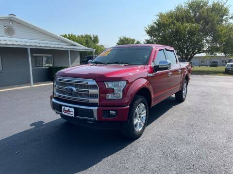 2015 Ford F-150 for sale at Jacks Auto Sales in Mountain Home AR