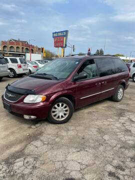 2003 Chrysler Town and Country for sale at Big Bills in Milwaukee WI