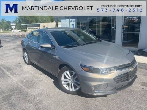 2018 Chevrolet Malibu for sale at MARTINDALE CHEVROLET in New Madrid MO