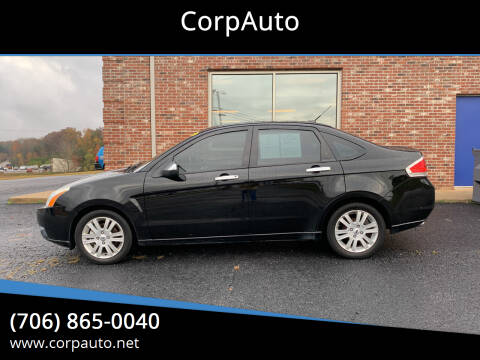 2011 Ford Focus for sale at CorpAuto in Cleveland GA