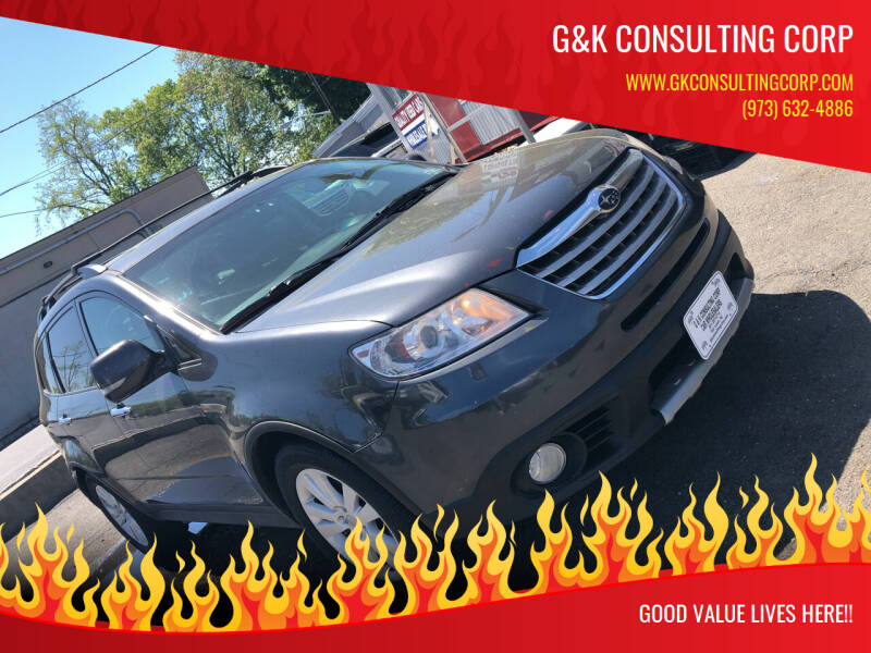 2008 Subaru Tribeca for sale at G&K Consulting Corp in Fair Lawn NJ