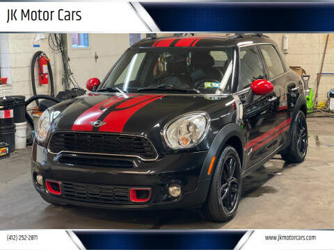 2012 MINI Cooper Countryman for sale at JK Motor Cars in Pittsburgh PA