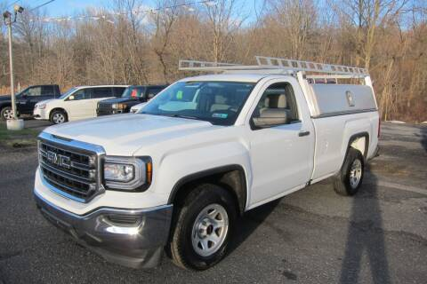 2017 GMC Sierra 1500 for sale at K & R Auto Sales,Inc in Quakertown PA
