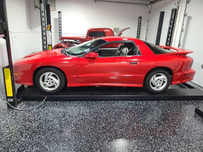 1994 Pontiac Firebird for sale at Frankies Auto Sales in Detroit MI