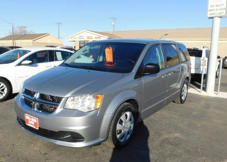 2016 Dodge Grand Caravan for sale at Will Deal Auto & Rv Sales in Great Falls MT