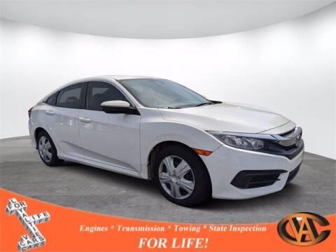 2017 Honda Civic for sale at VA Cars Inc in Richmond VA